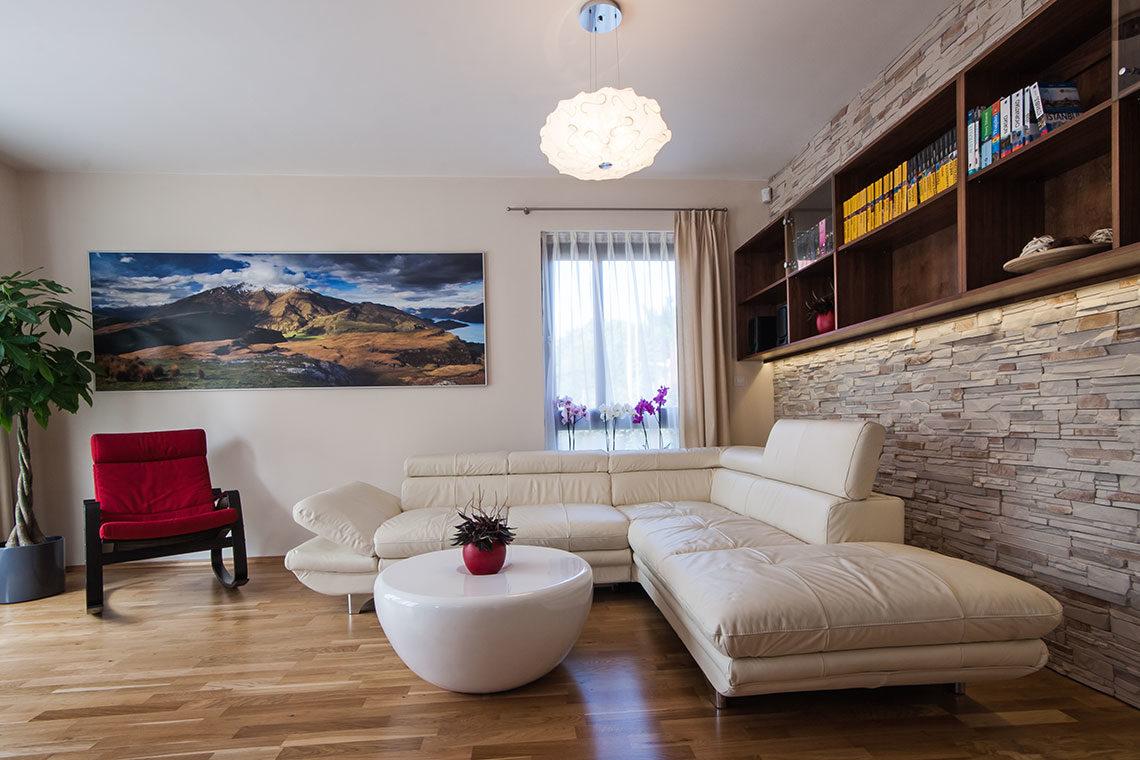 Hravý byt v Hodkovičkách