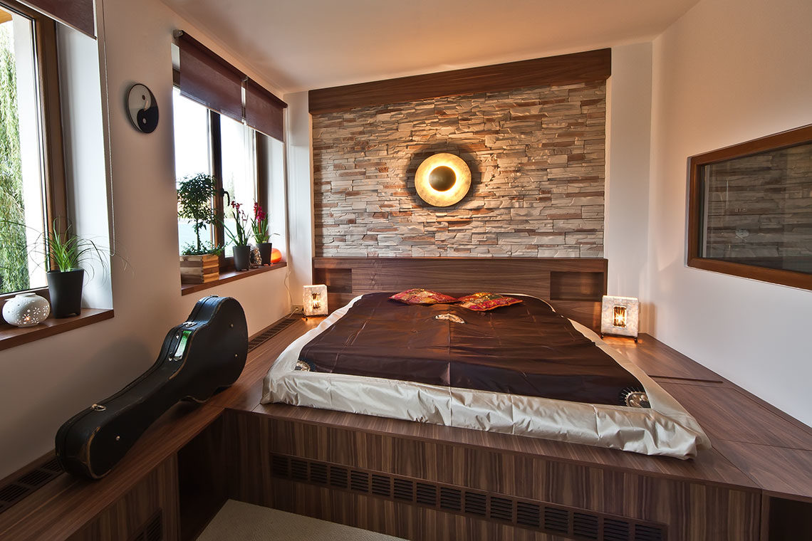 Ložnice podle Feng Shui