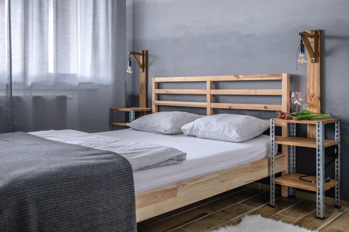 návrh a realizace apartmánu